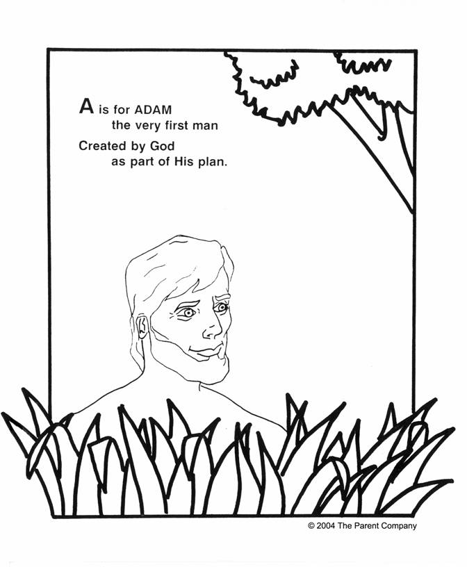 creation coloring pages category az coloring pages