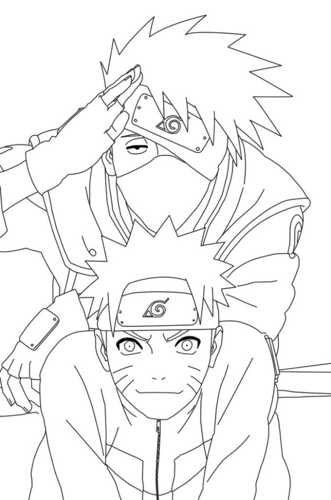 Printable naruto shippuden coloring pages coloring home for Naruto coloring pages online
