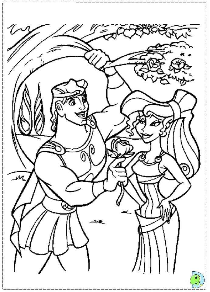 Disney Hercules Coloring Pages Az Coloring Pages Hercules Coloring Pages