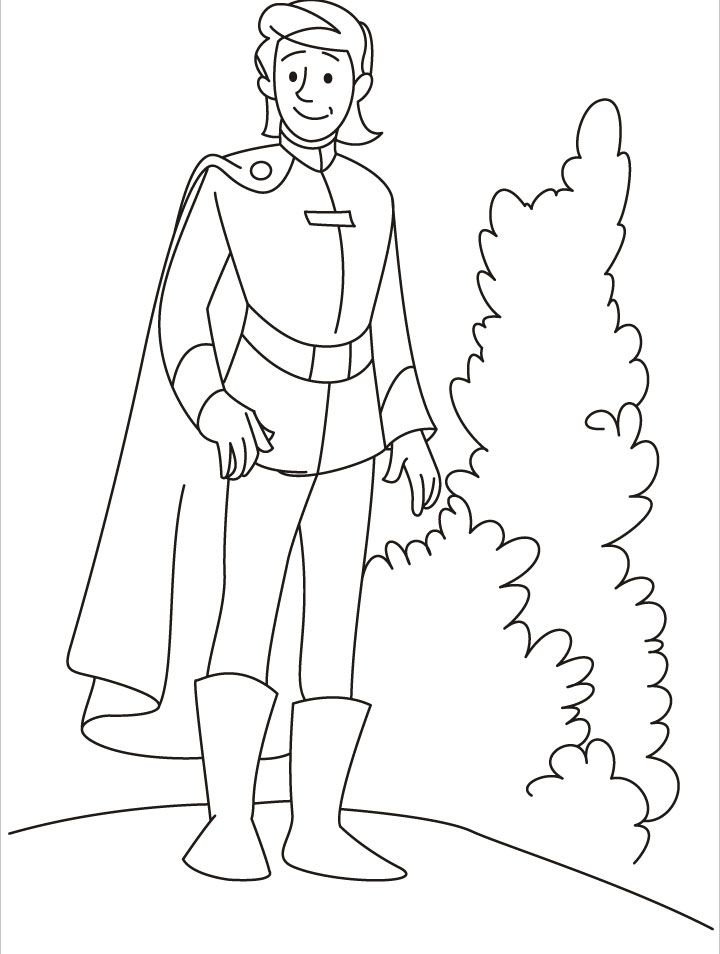 Prince Charming Coloring Pages 161 Free Printable Coloring Pages
