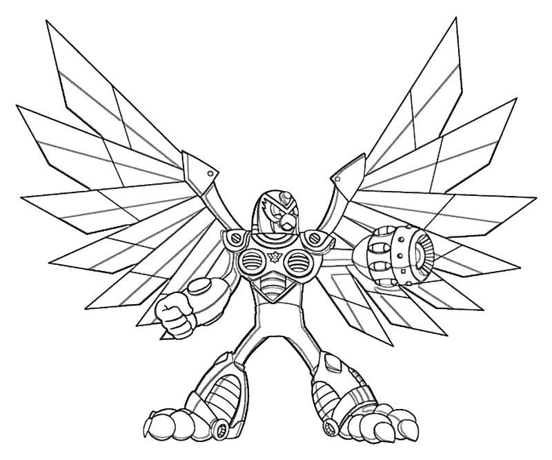 eagle coloring pages printable - eagle coloring page coloring home