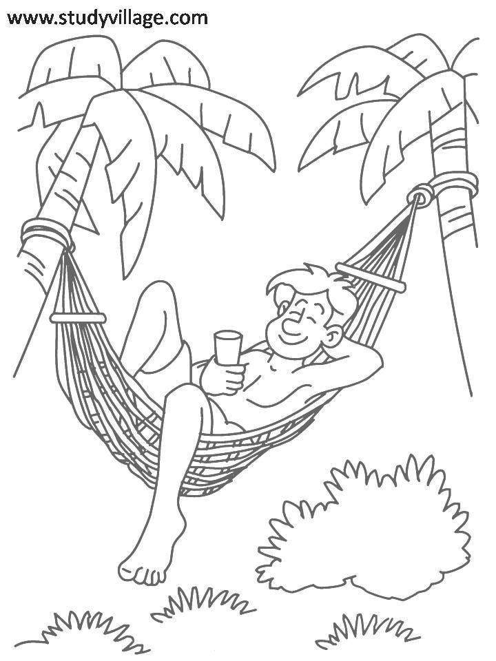 coloring pages for kids summer coloring ws - Coloring Ws Coloring Pages