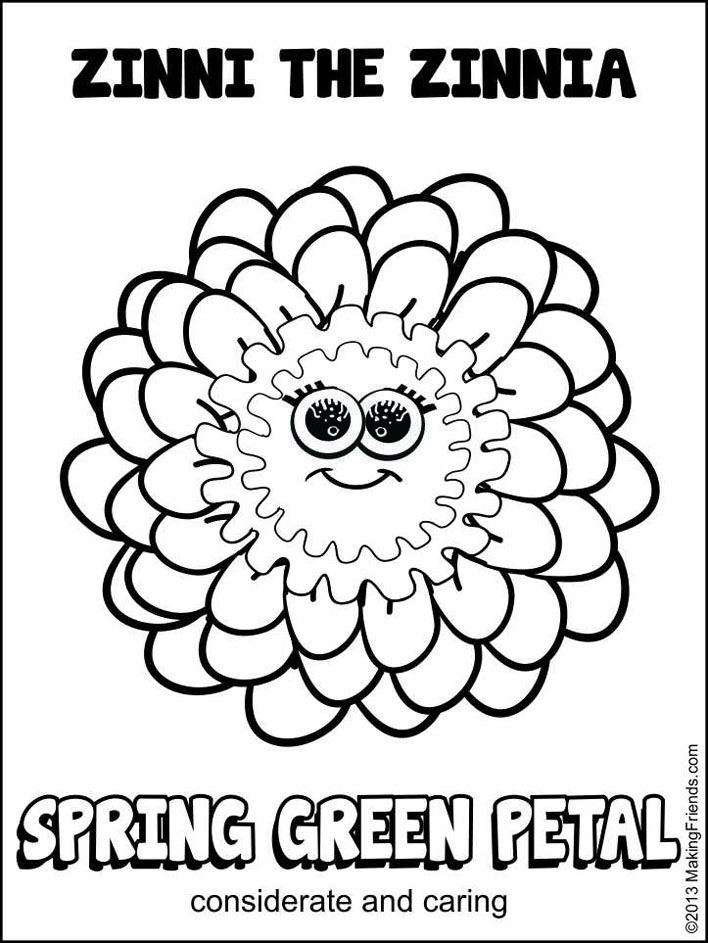 Daisy petal coloring page coloring home for Daisy petal coloring page