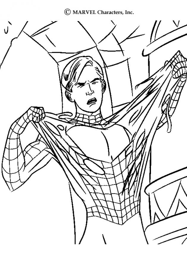 The Amazing Spider Man Coloring Pages Coloring Home Amazing Spider Coloring Pages
