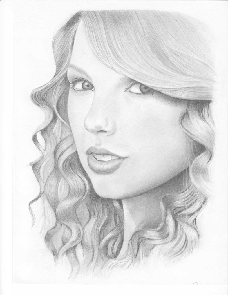 It's just a photo of Inventive Taylor Swift Coloring Page