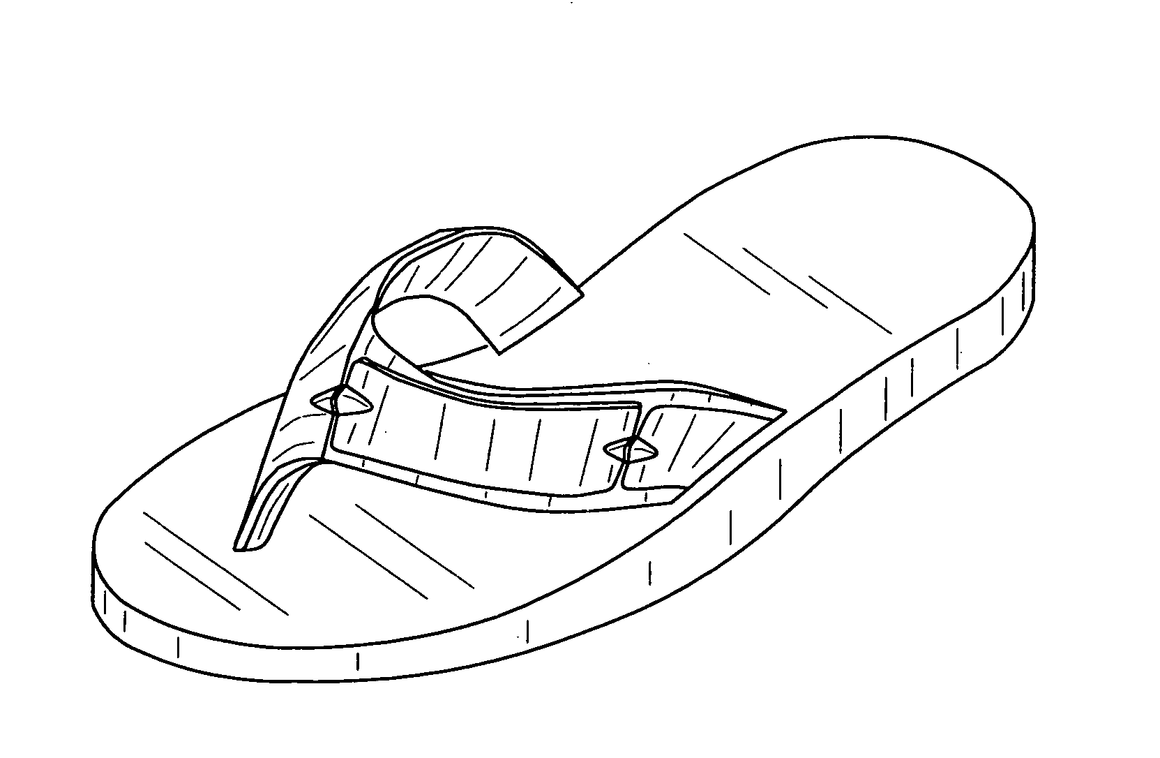 Printable Coloring Pages Flip Flops