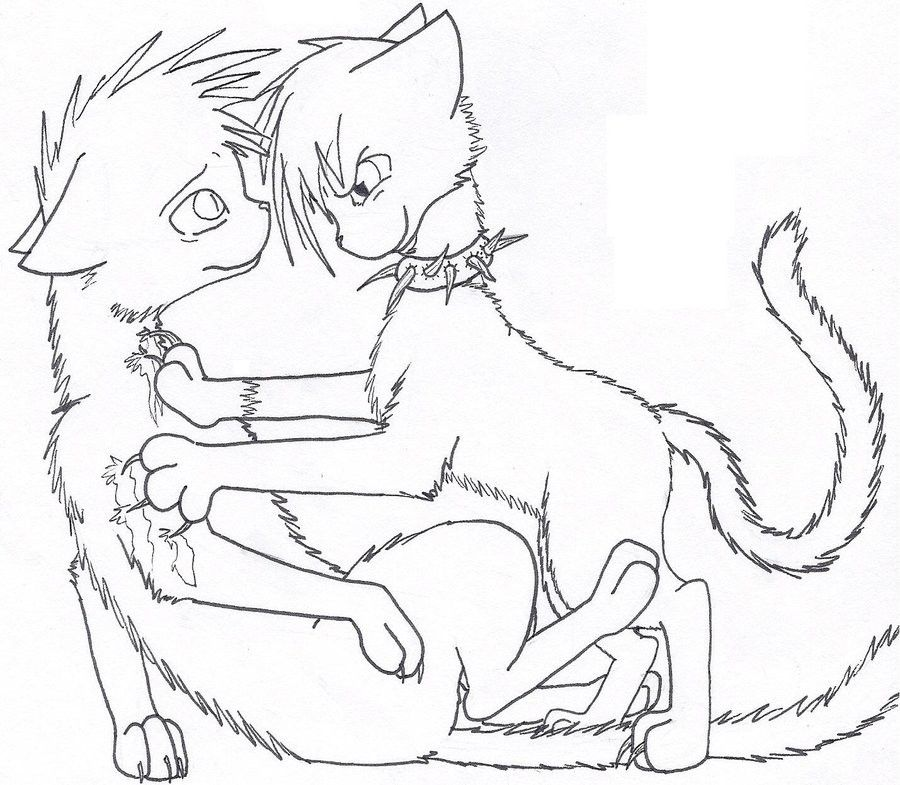Warrior Cats Coloring Pages Free