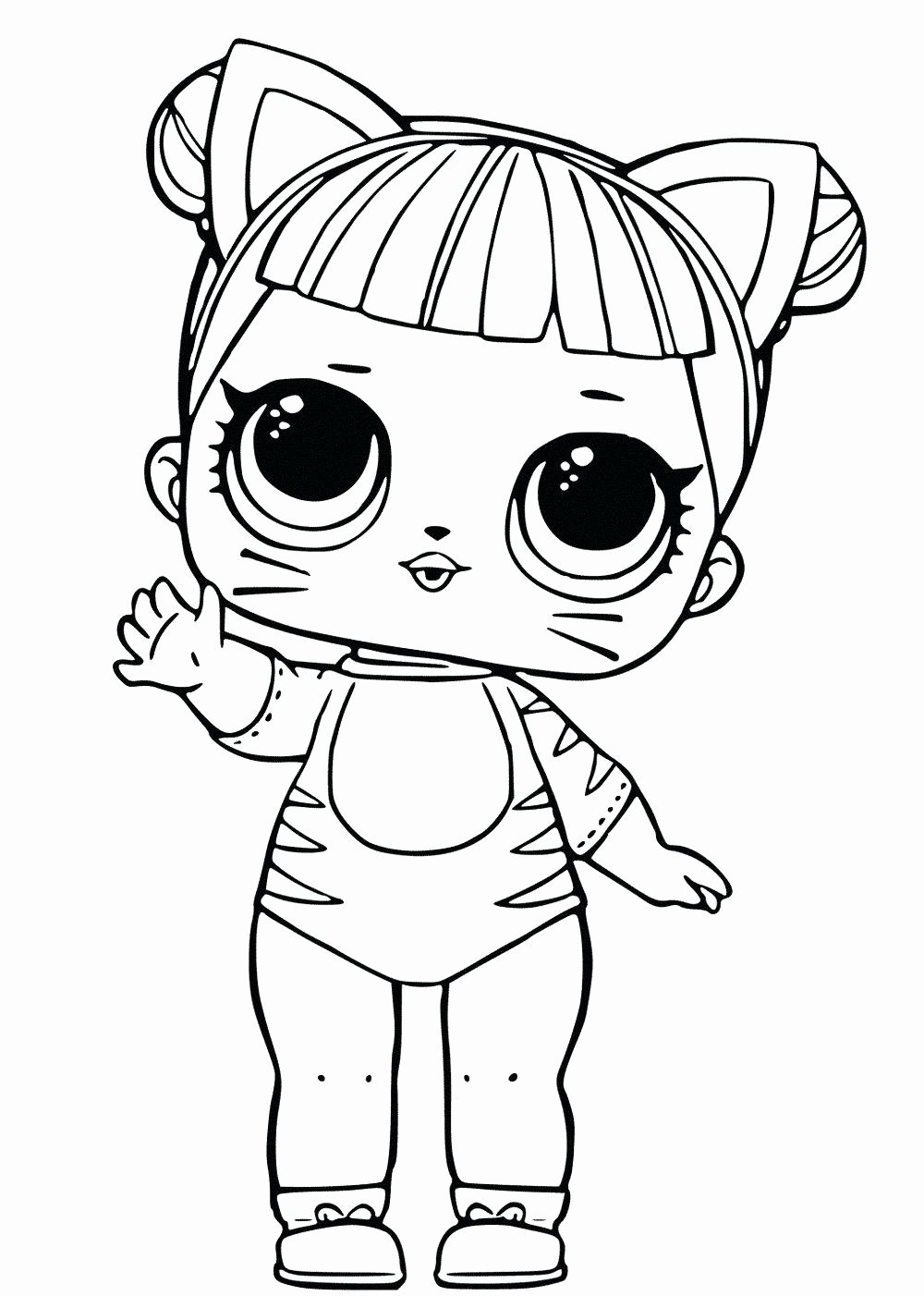 Baby Alive Coloring Pages Coloring Home