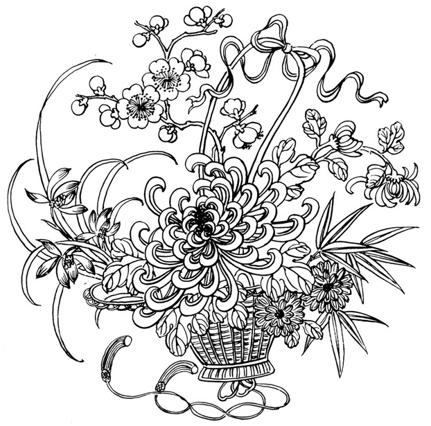 advanced coloring pages for free - photo#14