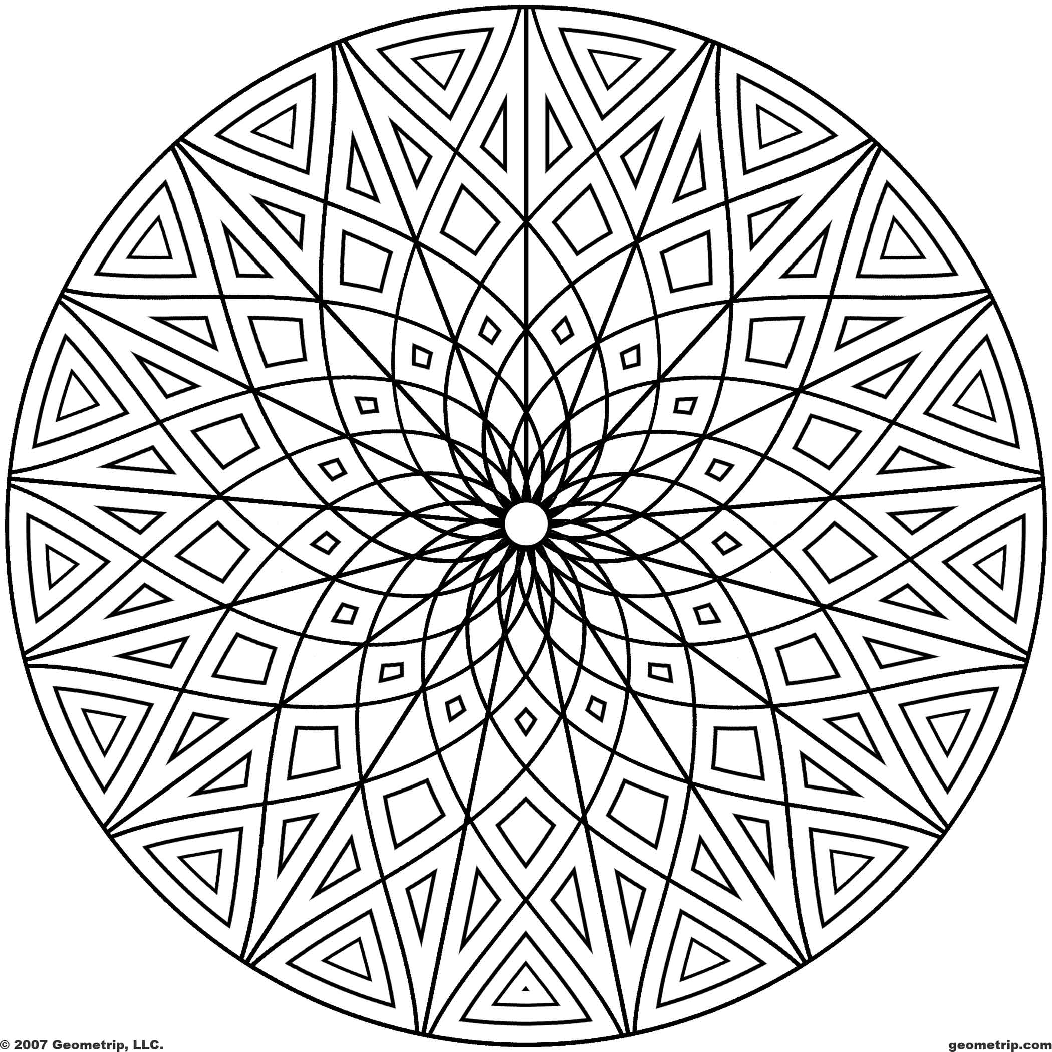 awesome design coloring pages - photo#3