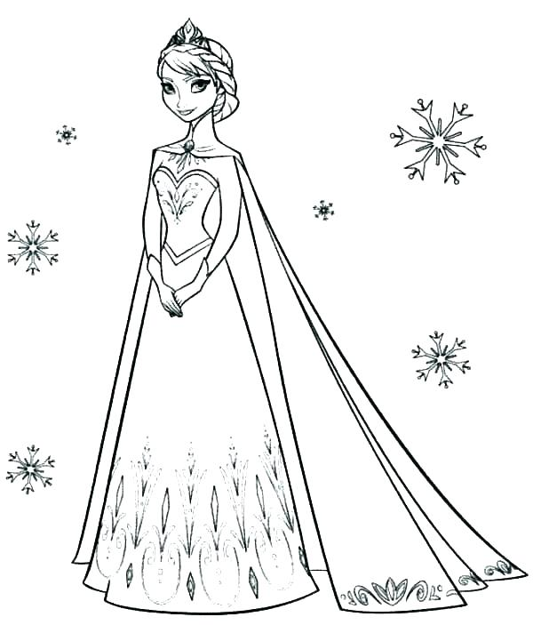Disney Princesses Coloring Pages Of Online For Free Efit Life Coloring Home