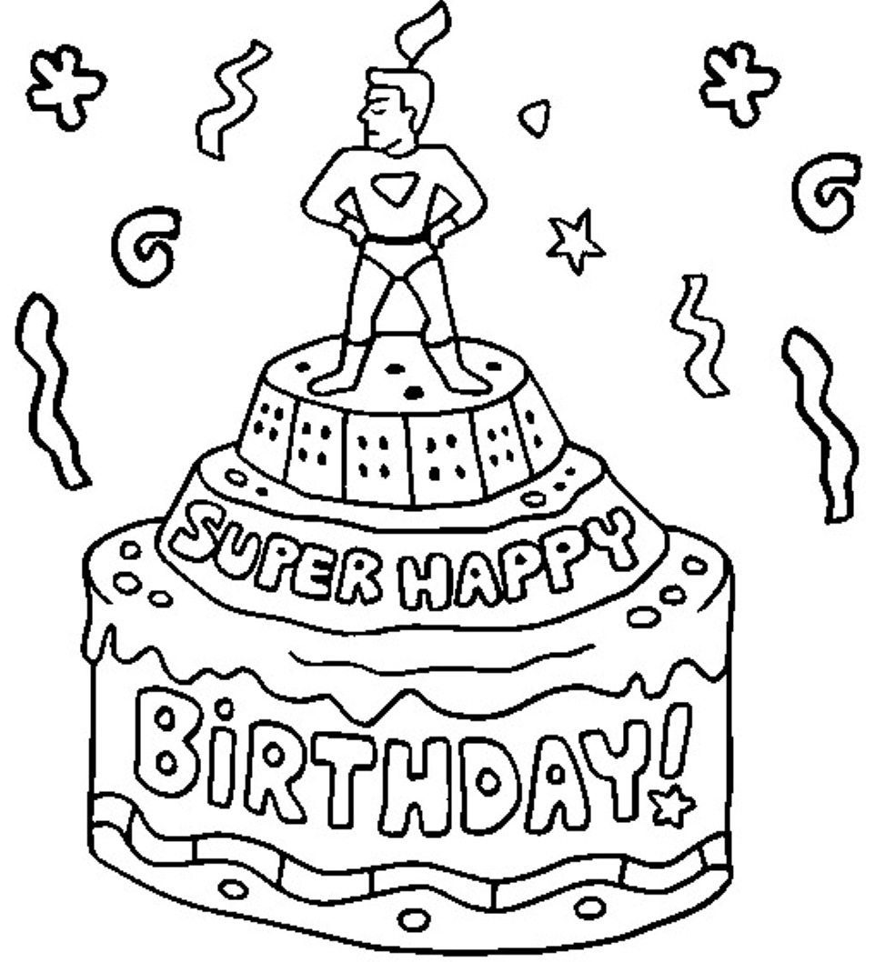 coloring pages : Disney Coloring Pagesppy Birthday Page Printable Star Wars  Card Free Phenomenal Happy Birthday Colouring Page Image Inspirations ~  mommaonamissioninc