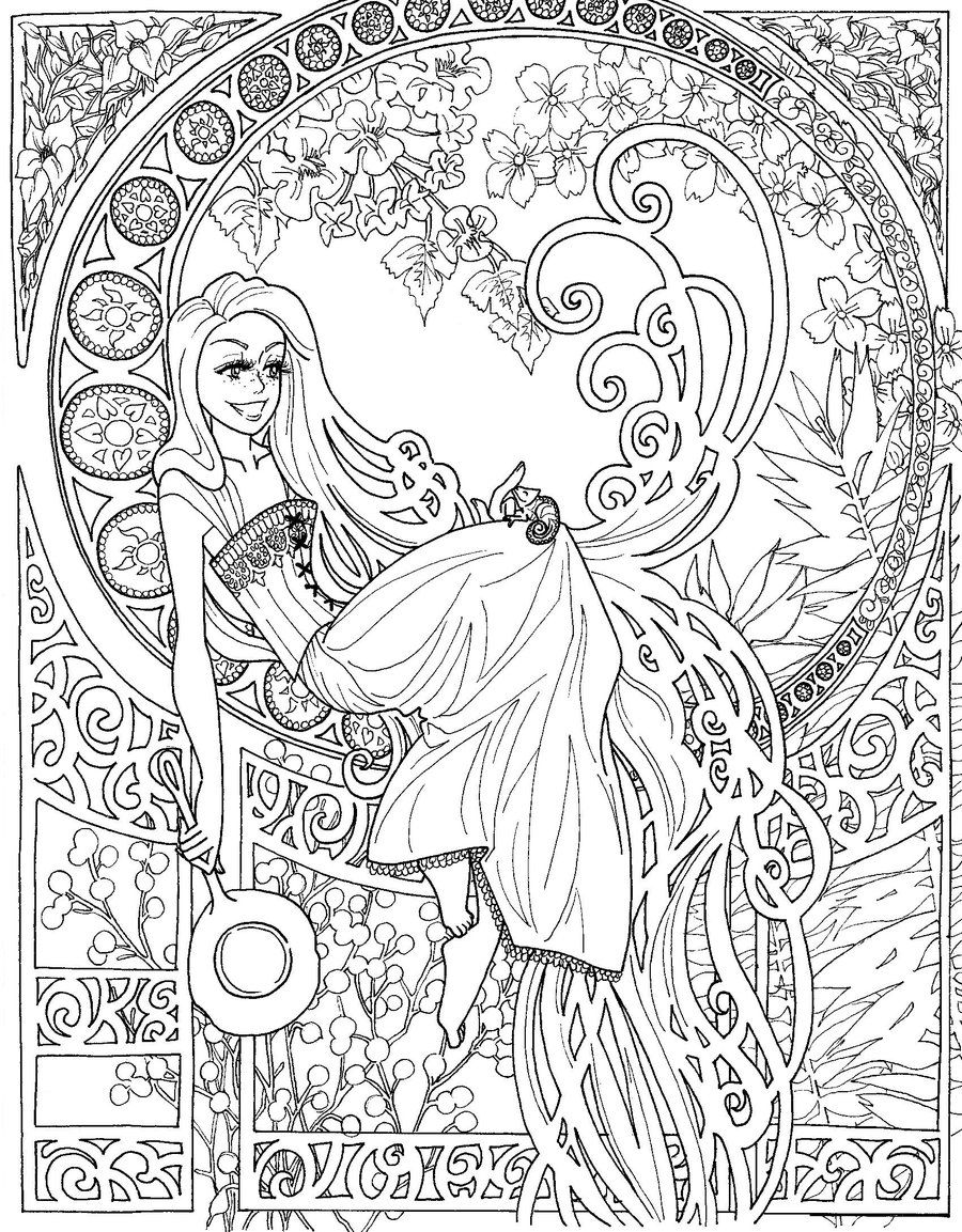 Coloring Pages Pdf : Intricate coloring pages pdf az