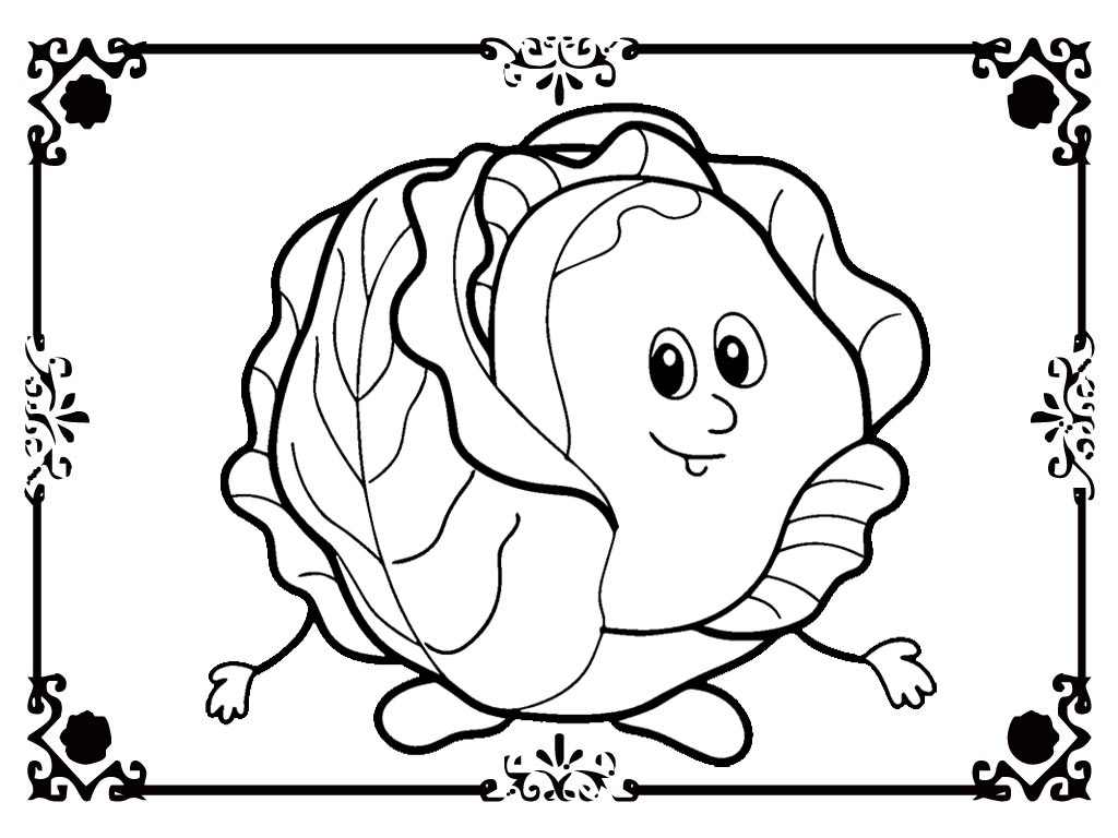 Cabbage Patch Coloring Pages Images | Realistic Coloring Pages ...
