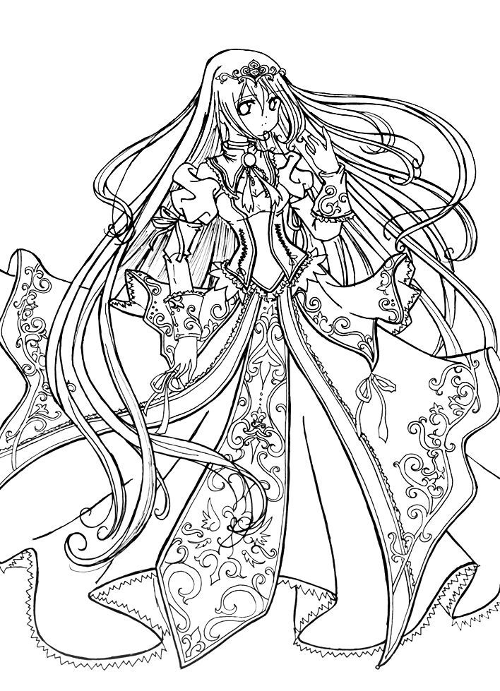 Anime Coloring Pages Angels Coloring Pages For All Ages Coloring Home