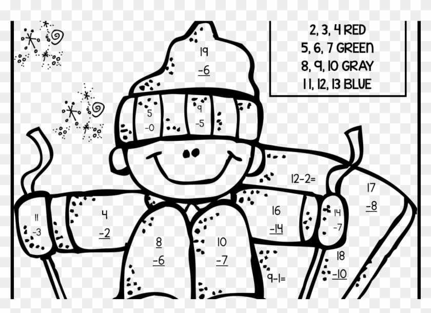 Math Sheets Coloring Pages - Coloring Home