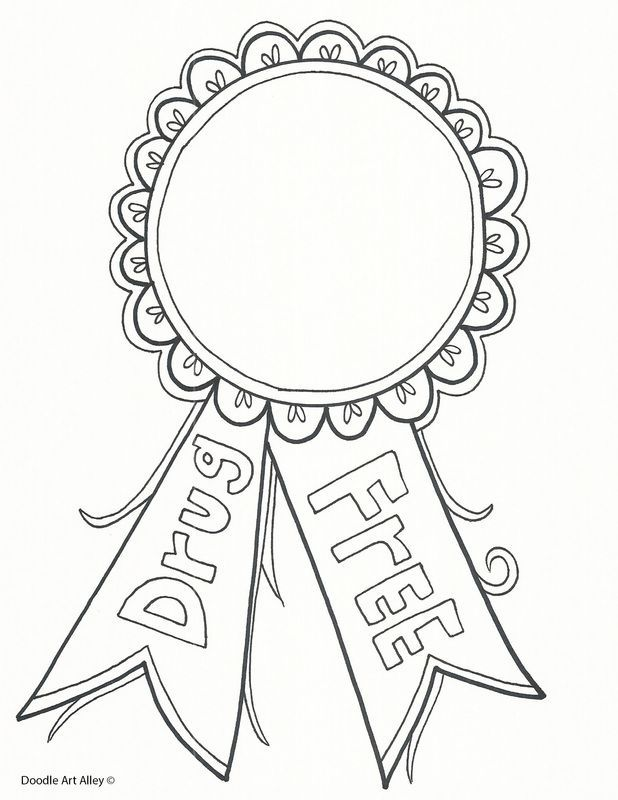 anti drug coloring pages - photo#8