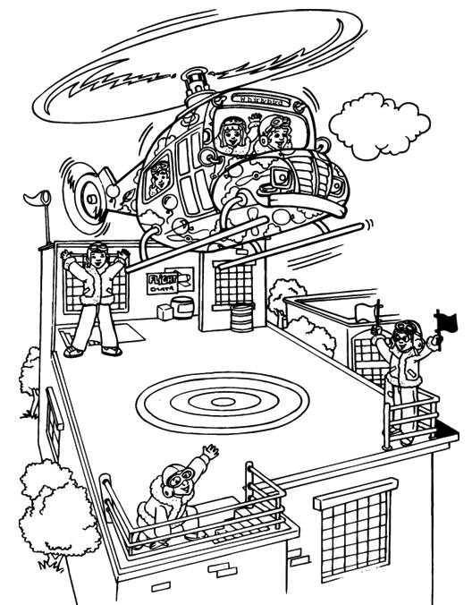 Magic School Bus Coloring Page 25632 NANOZINE Coloring Home
