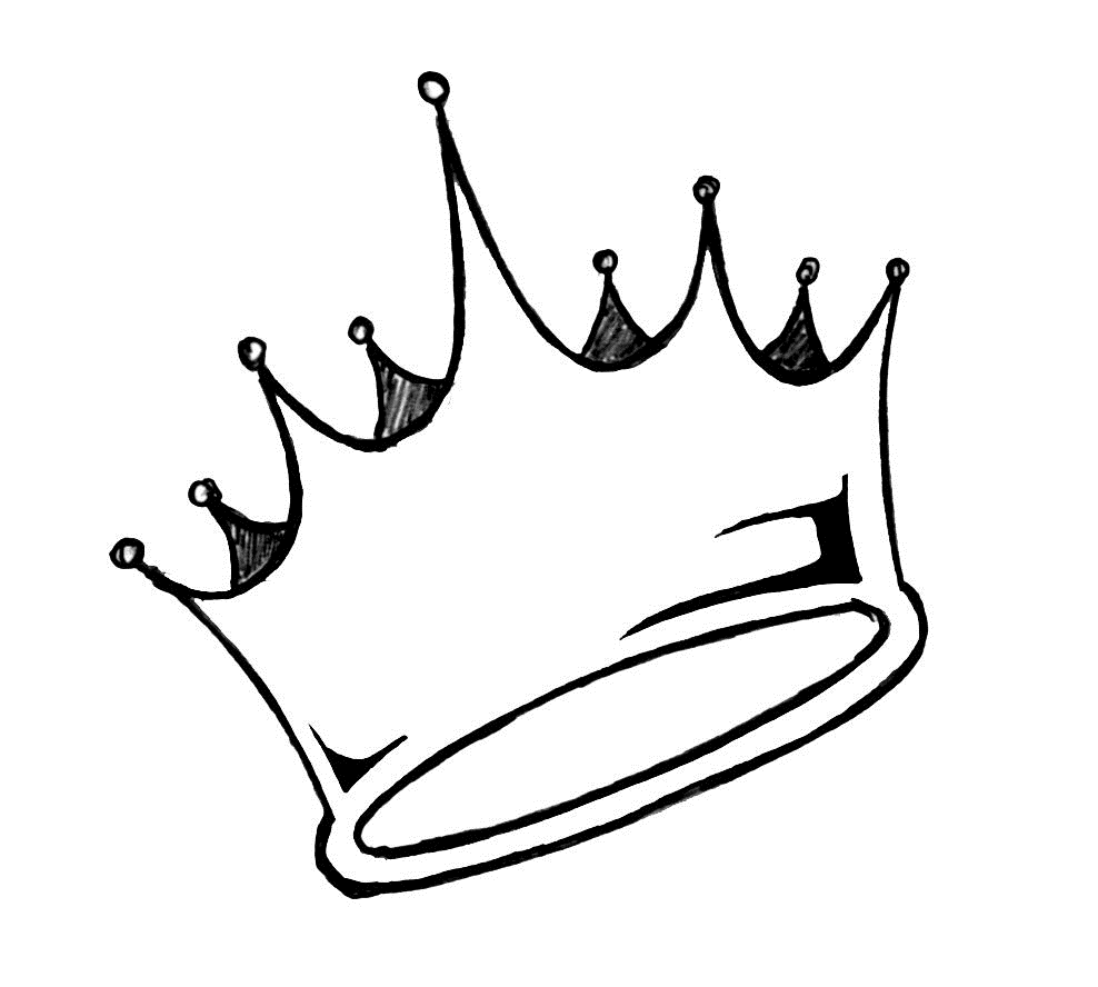 8 Pics of King Crown Coloring Page - Princess Crown Coloring Pages ...