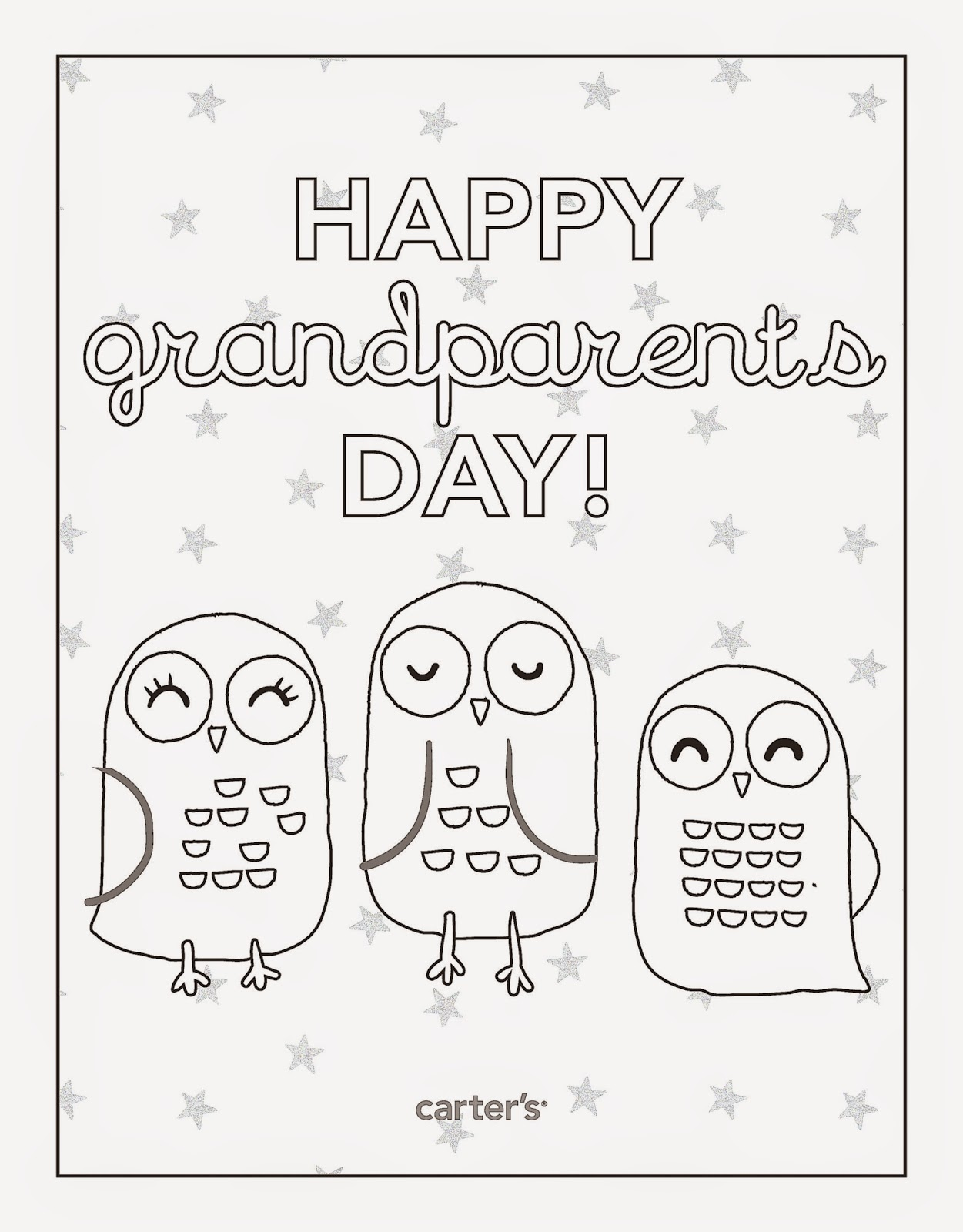happy grandparents day coloring pages coloring home