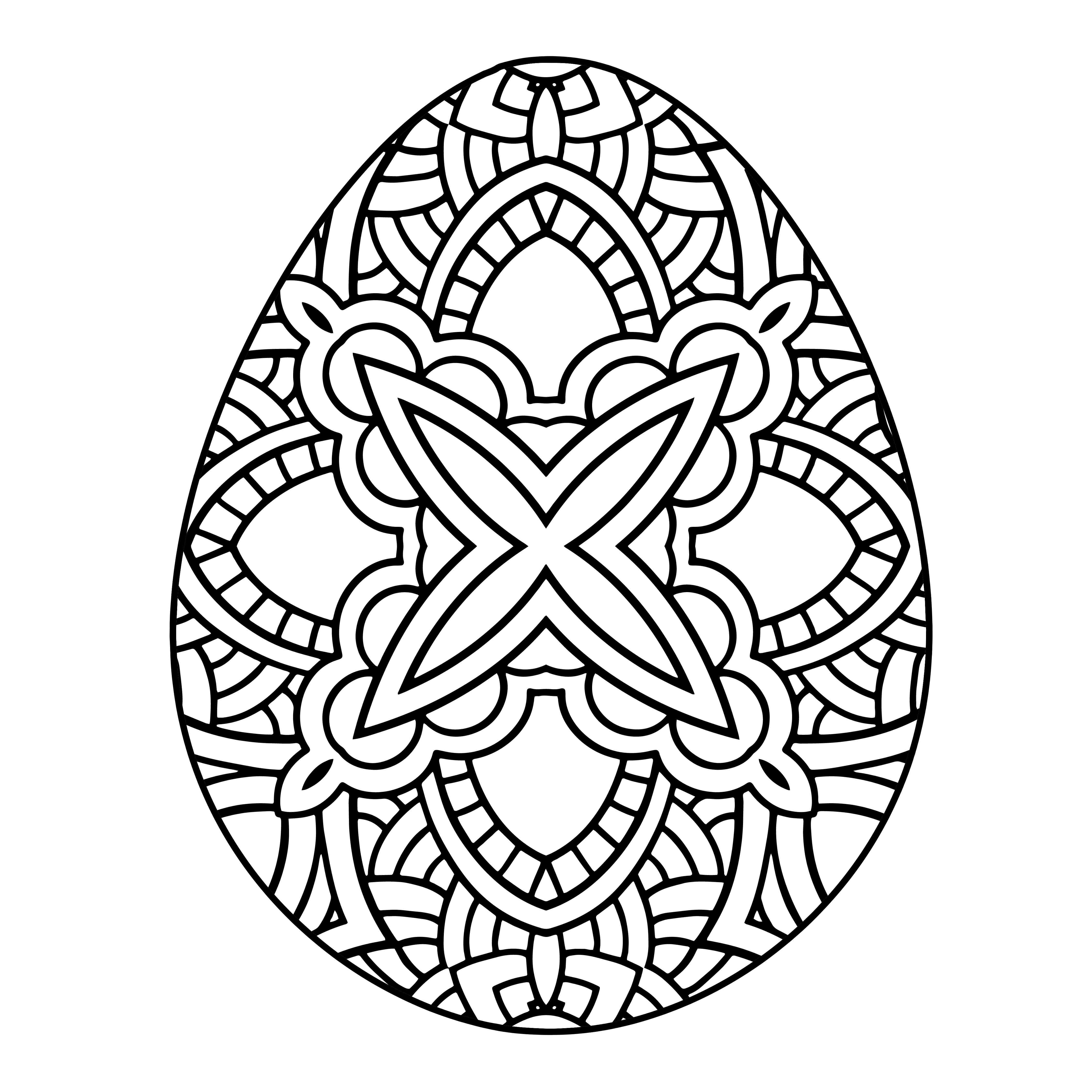 Coloring Pages: Easter Basket Coloring Easter Coloring Pages For ...