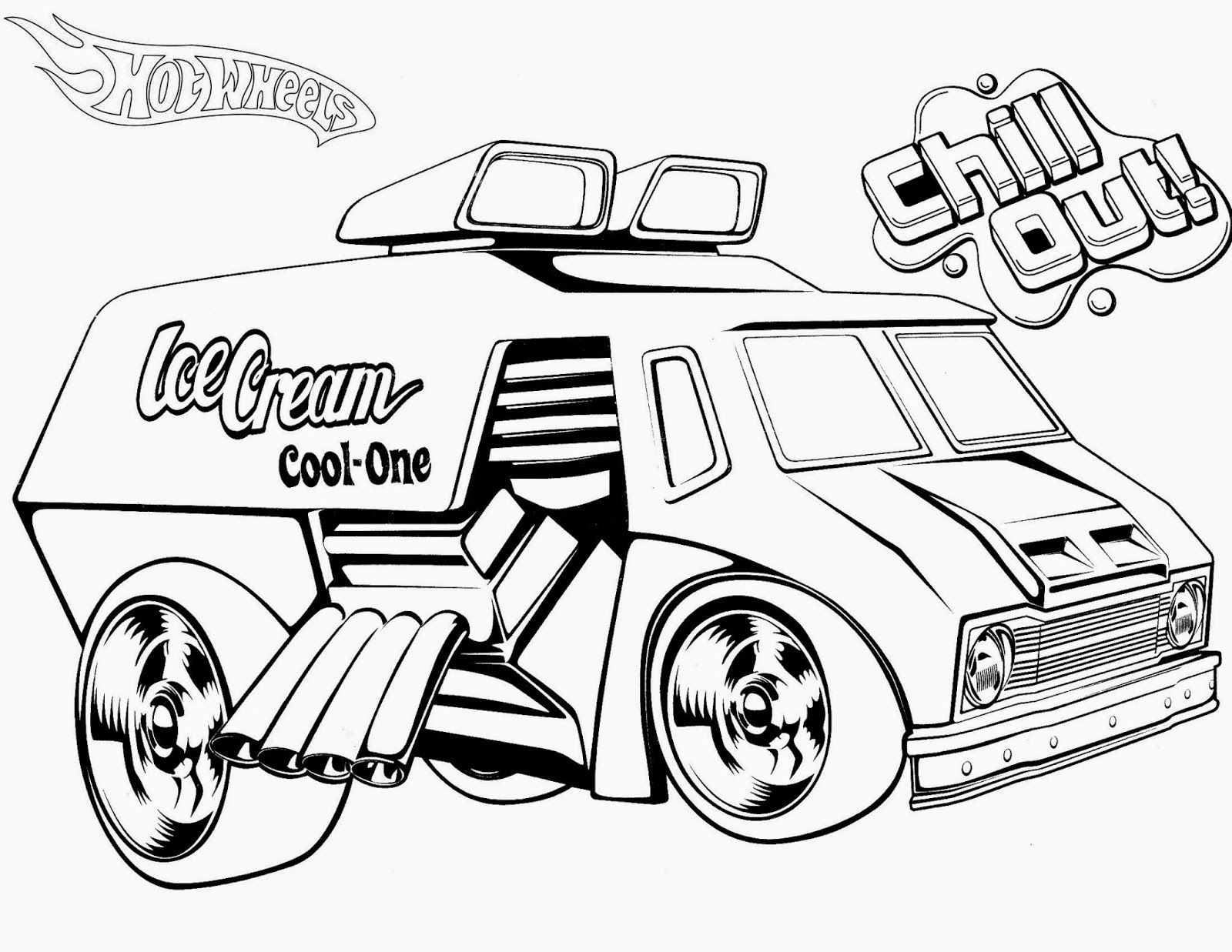 matchbox cars coloring pages - photo#6