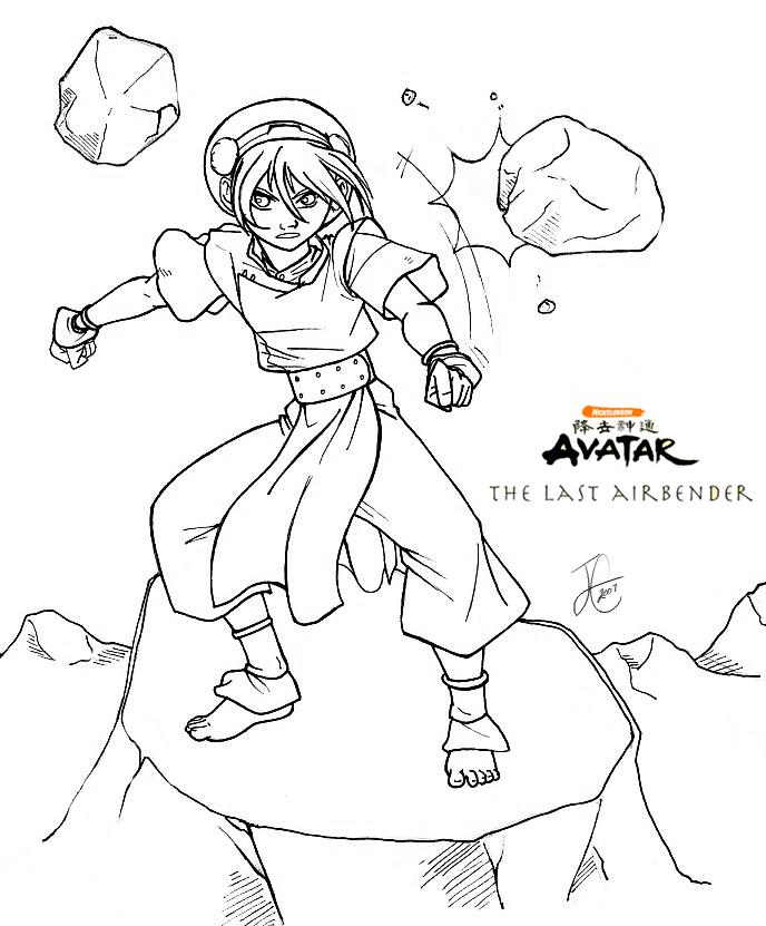 Avatar The Last Airbender Katara