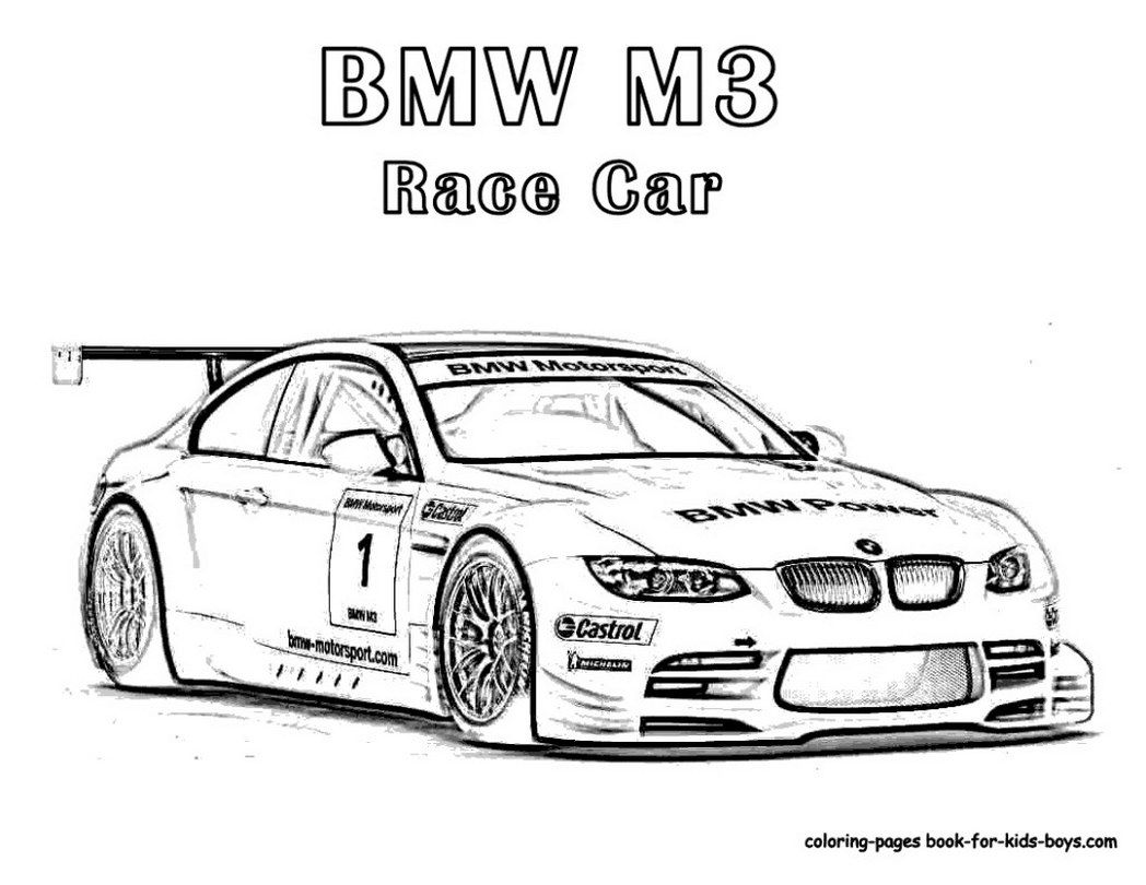 cool-car-coloring-pages-nascar-free-cars-ren-817157 « Coloring ...
