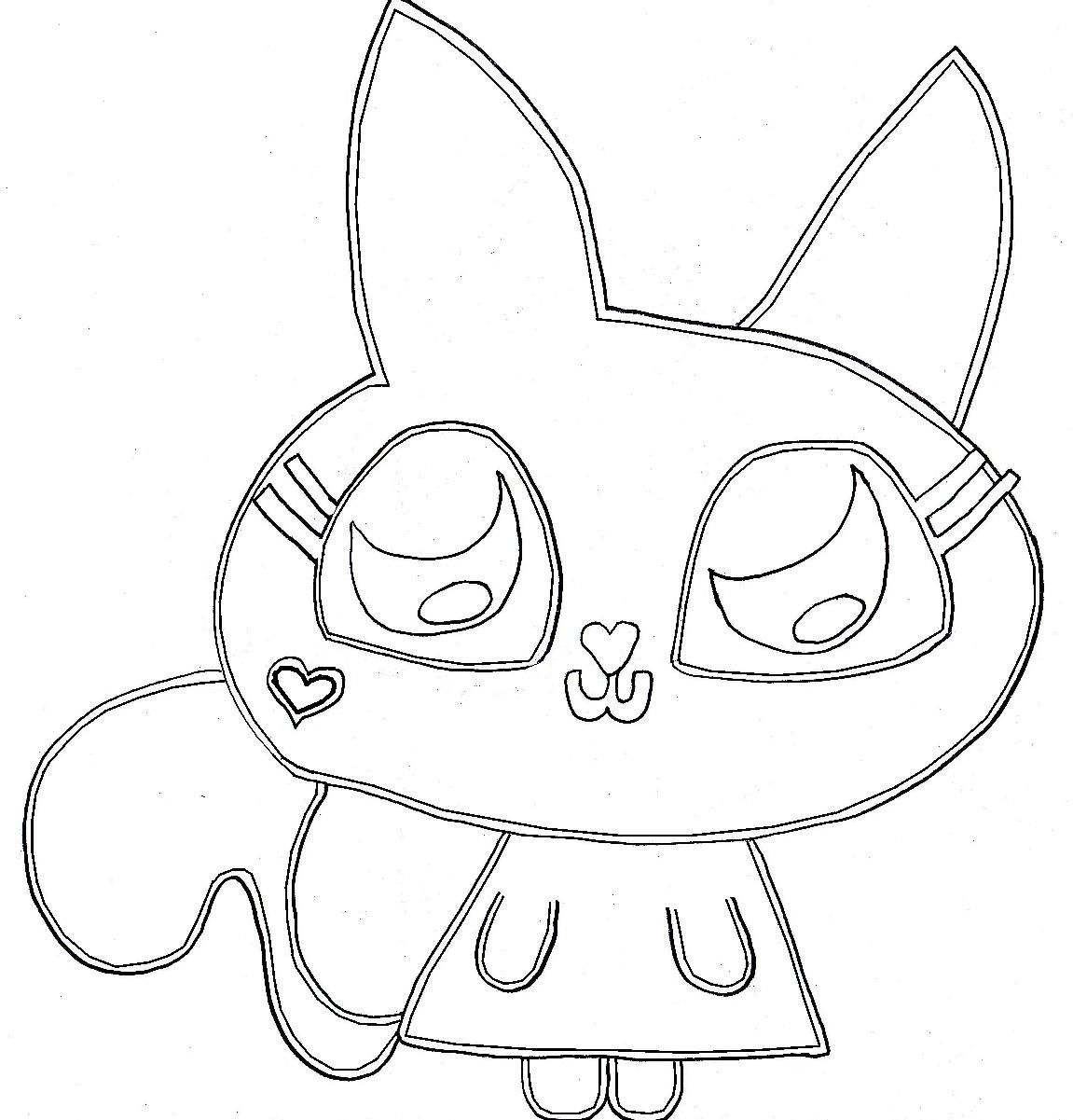 Moshi Monsters Coloring Pages To Print Coloring Home