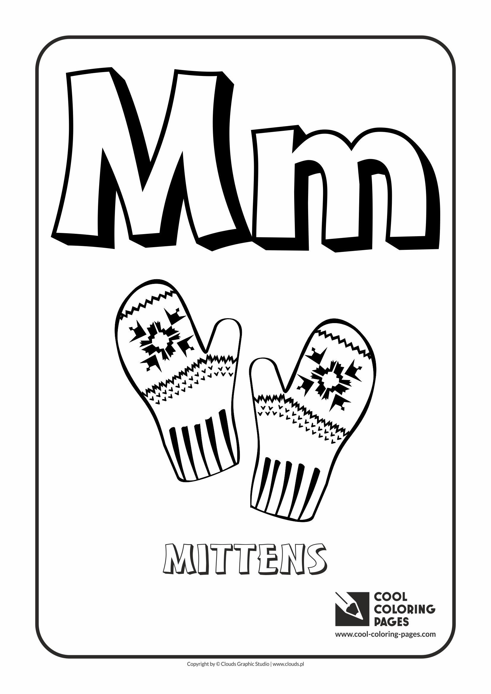 letter m u20ac coloring alphabet cool coloring pages coloring home