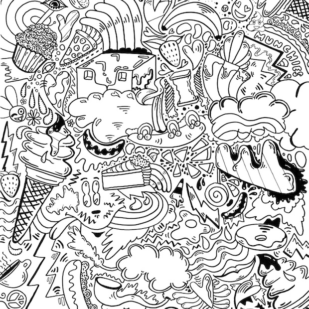 The Stoners Coloring Book Coloring For High Minded Adults