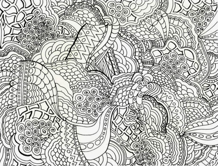 - Complicated Coloring Pages: Hard To Color! - VoteForVerde.com - Coloring  Home