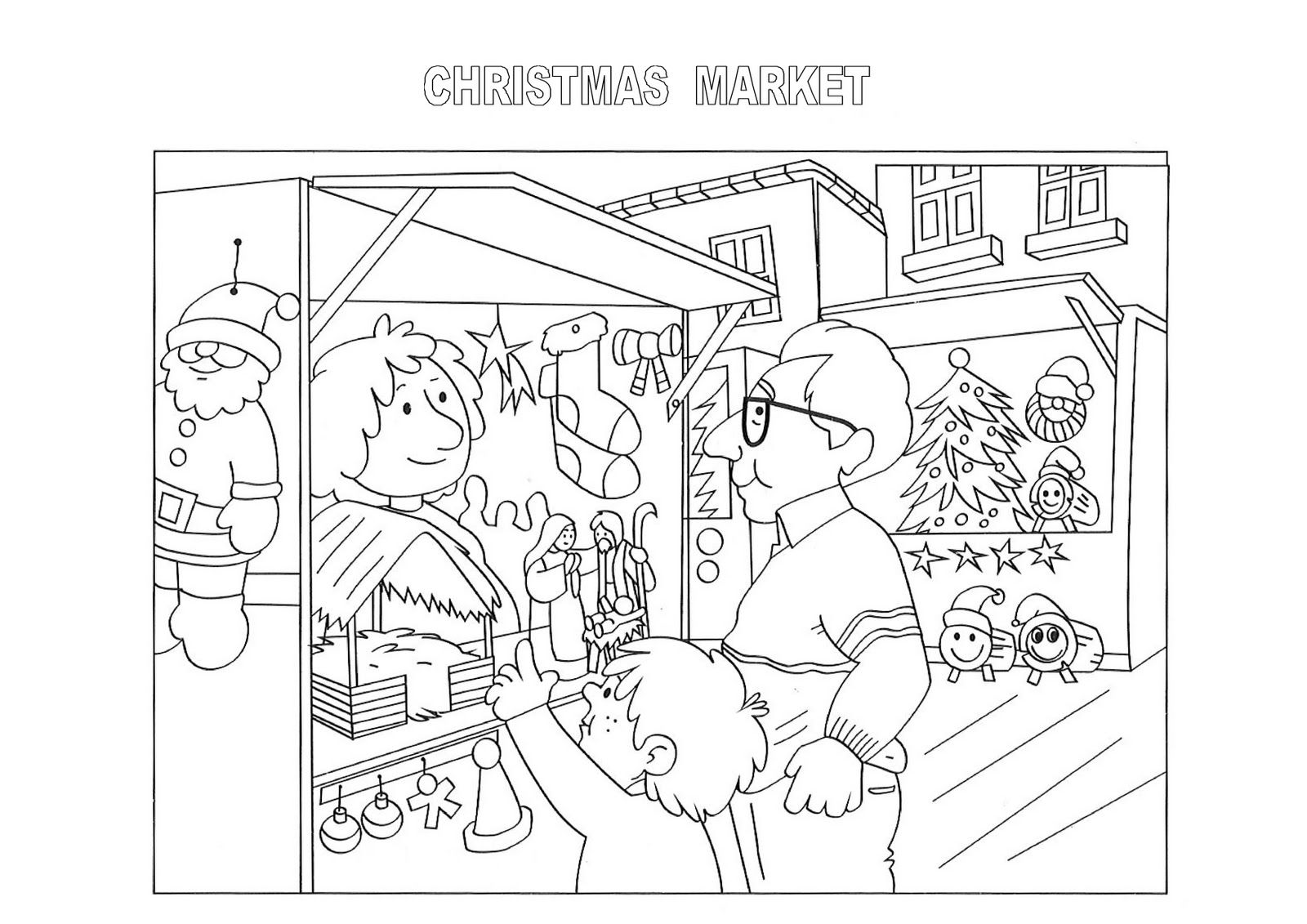 old fashioned coloring pages free - photo#47