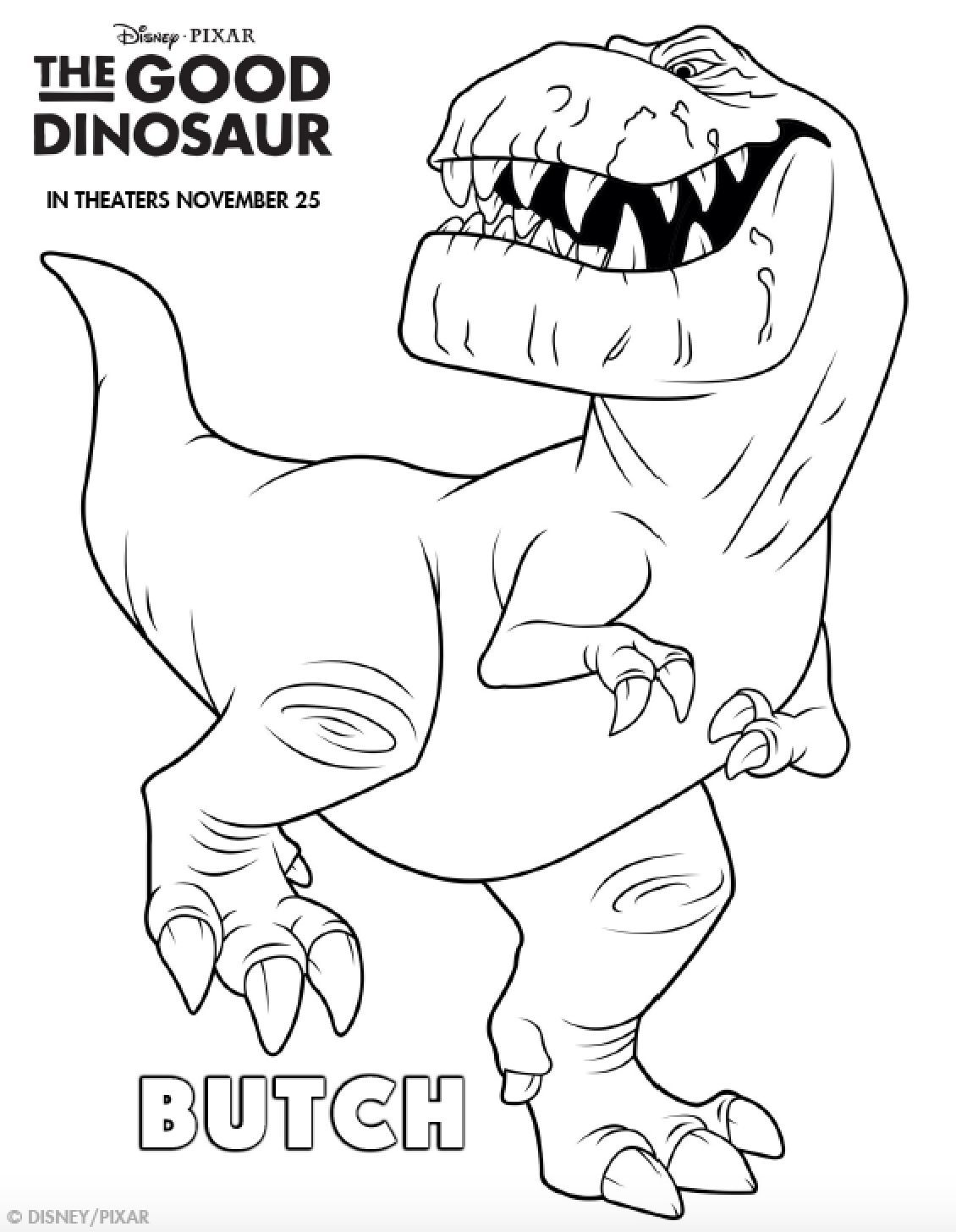 Free coloring pages dinosaurs - Printable Coloring Pages Dinosaurs Free Coloring Pages