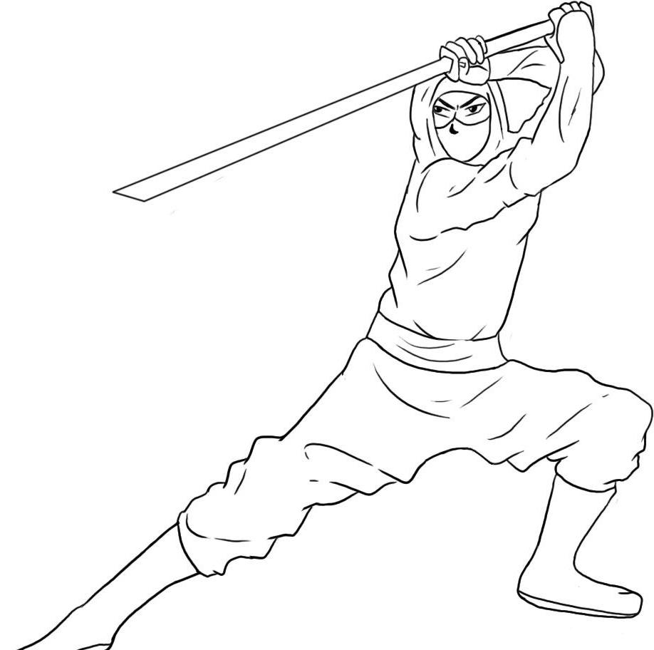 Karate Coloring Pages Coloring Home