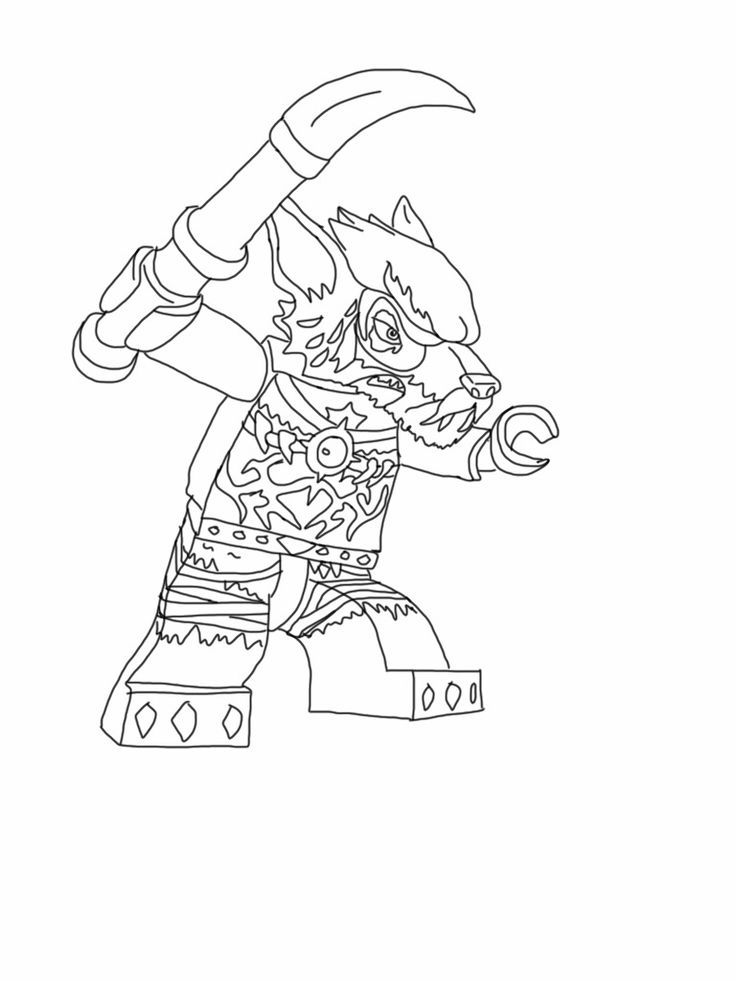 lego chima coloring pages - photo#10
