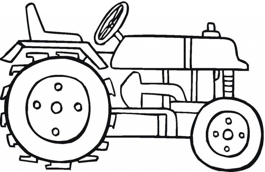 international tractor coloring pages - John Deere Combine Coloring Pages