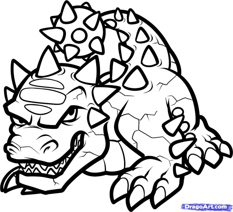 Skylander Coloring Pages To Print - AZ Coloring Pages