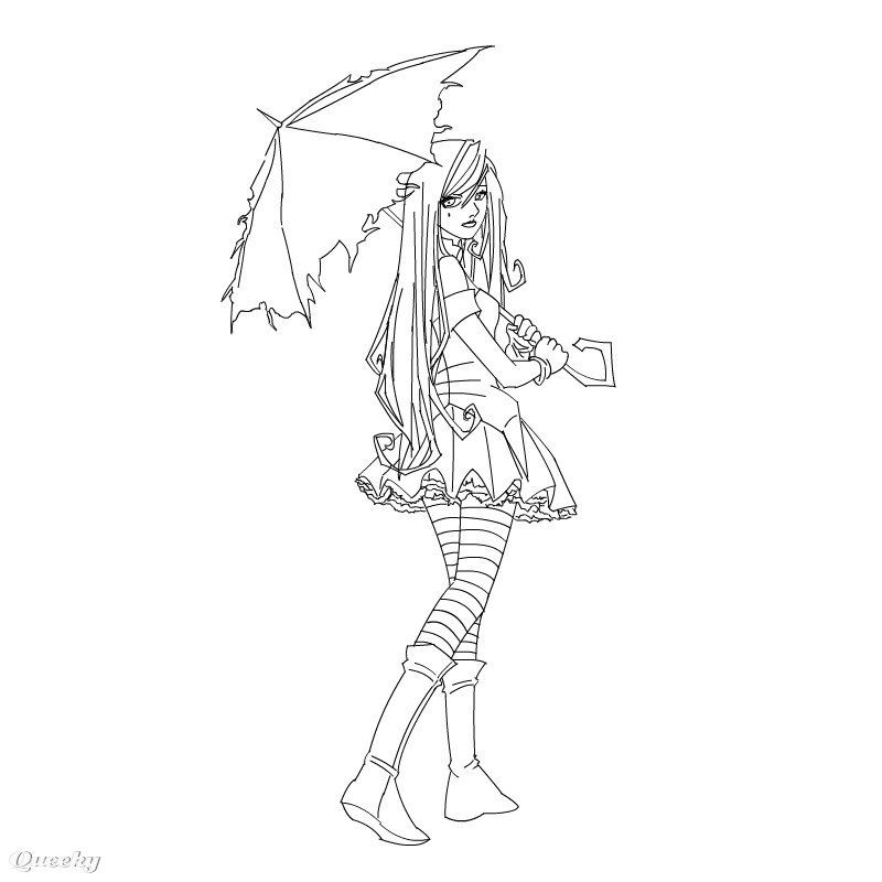 Anime Coloring Pages Free Coloring Pages - Coloring Home