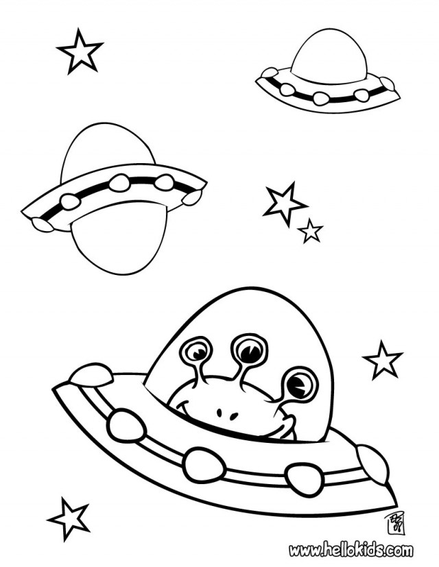 Alien Coloring Pages Coloring Book Area Best Source For Big Planet Coloring Pages