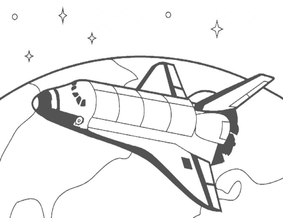 Outer Space Coloring Pages Coloring Pages For Kids Android 204341