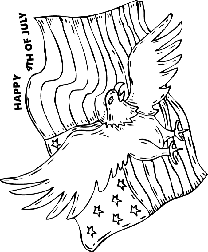 u s symbols coloring pages - photo #47