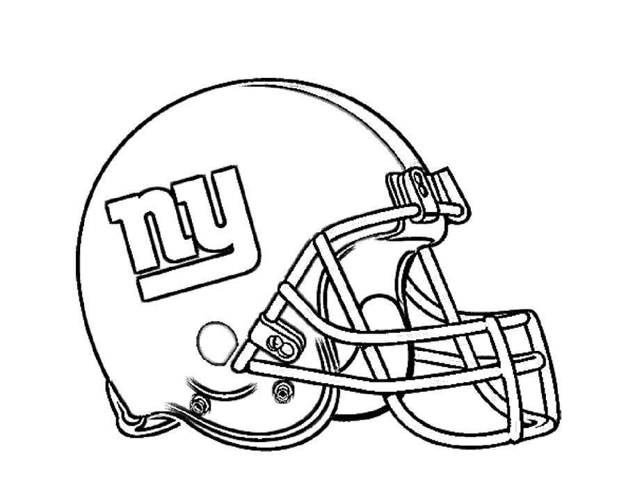New York Jets Coloring Pages New York Jets Helmet Coloring