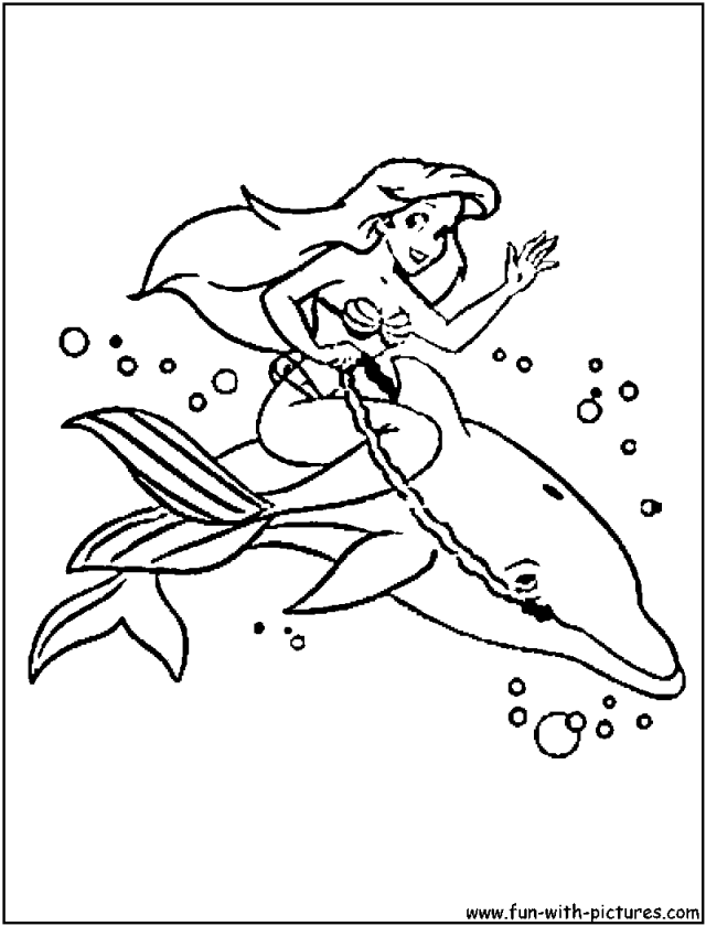 Dolphin Coloring Pages Printable Dolphin Coloring Pages 244677