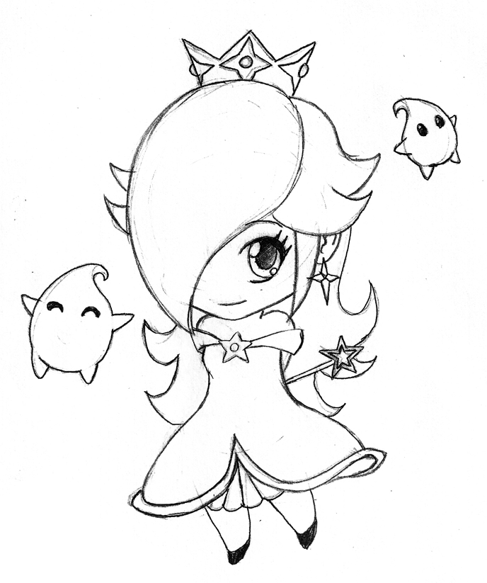 rosalina coloring pages  az coloring pages, printable coloring