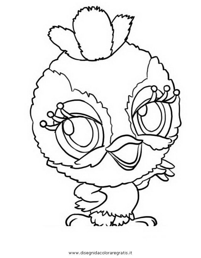Zoobles coloring pages coloring home for Zoobles coloring pages