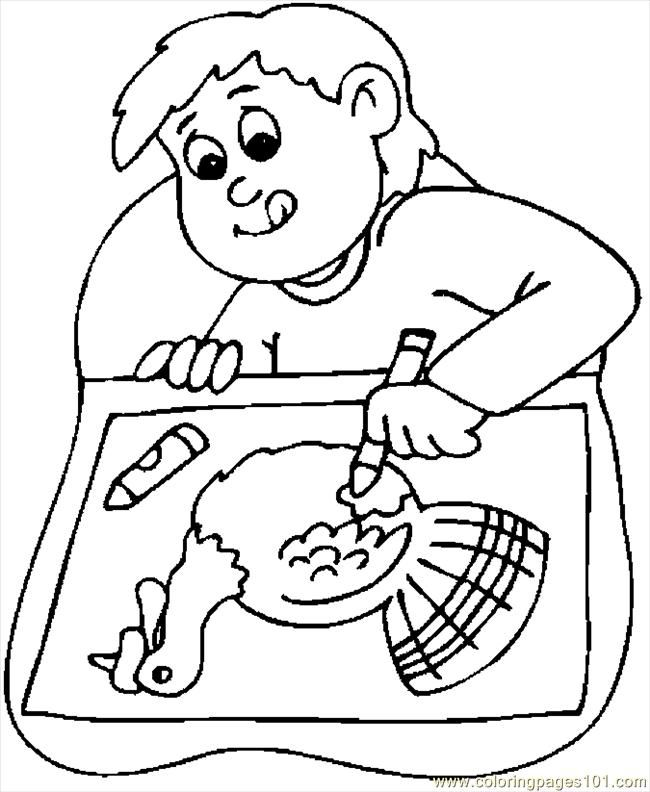 Drawing coloring pages coloring home for Coloring pages to draw