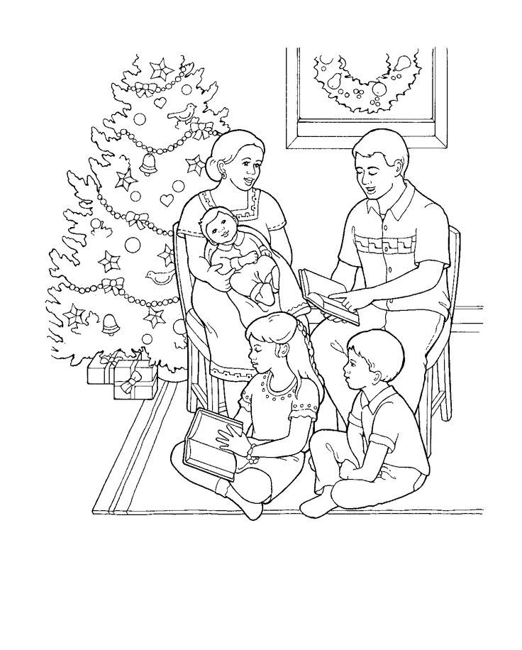 First Vision Coloring Pages Vision Coloring Page
