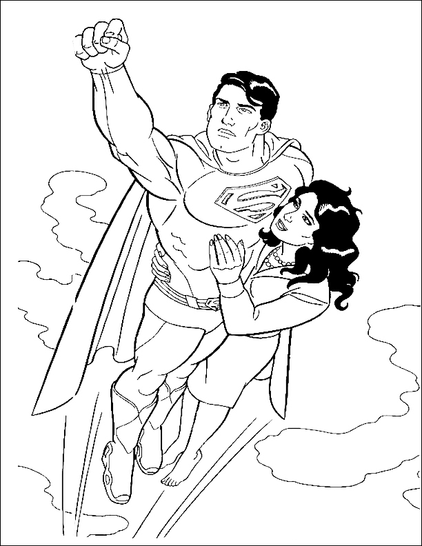 Marvel Comic Coloring Pages - AZ Coloring Pages