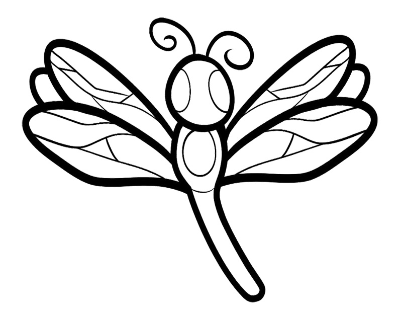 dragonfly coloring pages dragonfly pictures to print az coloring pages